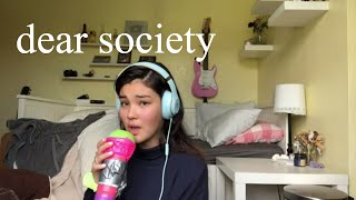 dear society - madison beer cover