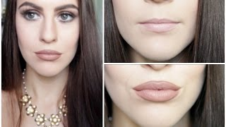 how to get big kylie jenner lips   makeup tutorial