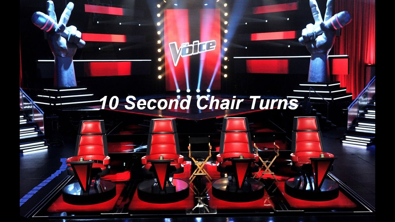 & 10 Second Chair Turns - YouTube