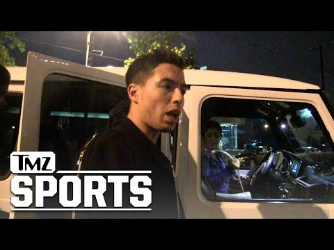 Soccer Star Samir Nasri -- Praises U.S. for FIFA Busts ... 'Everyone Knew It's Corrupt'