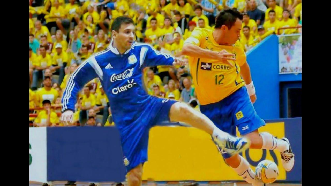 Lionel Messi 🇦🇷 Vs Falcão 🇧🇷