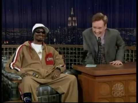 Conan O'Brien 'Snoop Dogg 3304