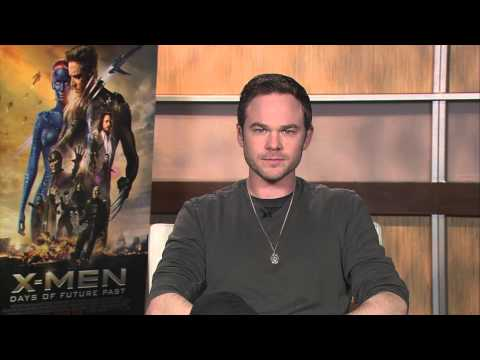 Shawn Ashmore Interview - X-Men Days of Future Past