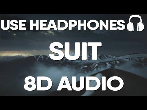 Guru Randhawa Suit 8d Audio  Feat. Arjun