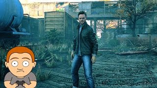 Quantum Break Pc Gameplay Maxed Out 1080p GTX 980 TI - NO FPS COUNTER!