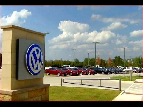 Volkswagen agrees to landmark $15bn emissions settlement
