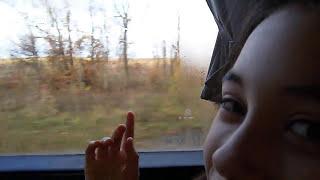 Nastja Ruppel Прикарпатье - вид из автобуса! Из Львова в Буковель, Украина Ukraine(Здравствуйте, друзья! Меня зовут Настя Руппель и у меня на канале вы увидите много интересных и весёлых..., 2016-11-16T16:42:15.000Z)