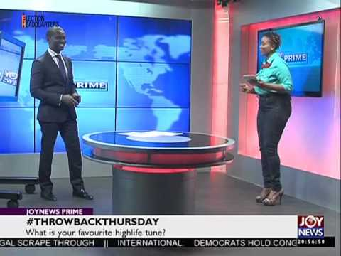 Favourite Hi Life Tune - Joy News Interactive (23-6-16)