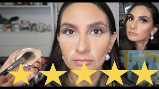 I WENT TO THE BEST REVIEWED MAKEUP ARTIST IN DUBAI ! رحت إلى افضل خبيرة مكياج في مدينتي!
