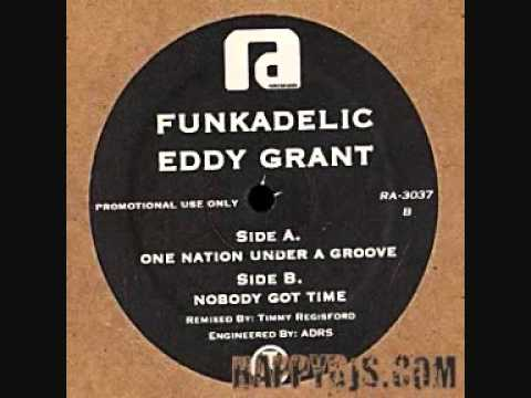 funkadelic one nation under a groovetimmy regisford remix