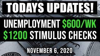 ... update! unemployment enhanced benefits, stimulus checks and a...