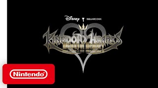 KINGDOM HEARTS Melody of Memory - Title Announcement Trailer - Nintendo Switch