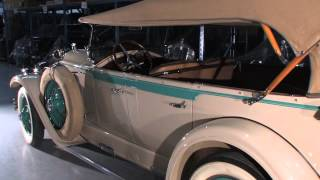 1928 McLaughlin Buick Automobile - Canada Museum of Science and Technology