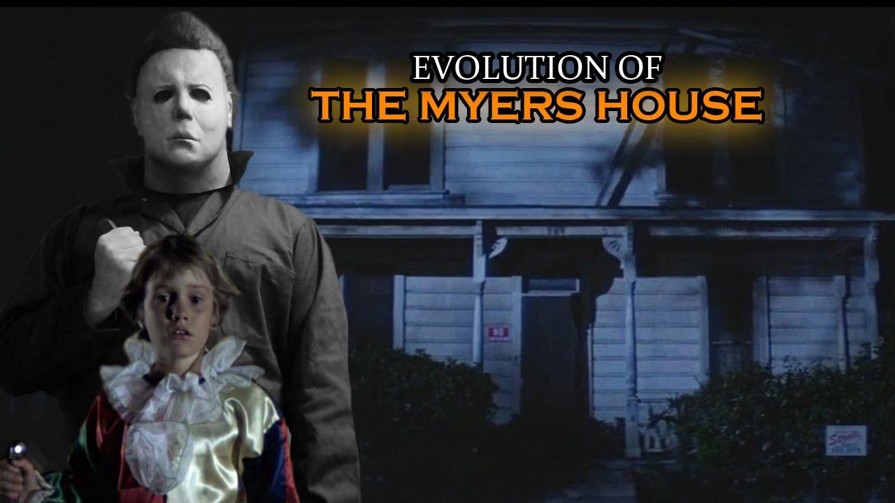 Evolution Of Michael Myers' House (Halloween)