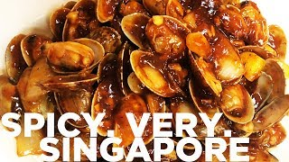 Spicy in Singapore