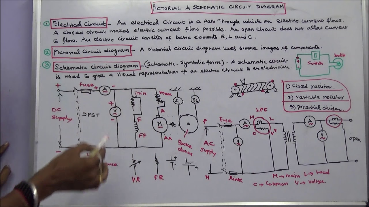 Electrical Diagrams Part  U2013 02