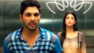 Shruti Haasan & Allu Arjun Best Comedy Scene | South Indian Hindi Dubbed Best Comedy Scene