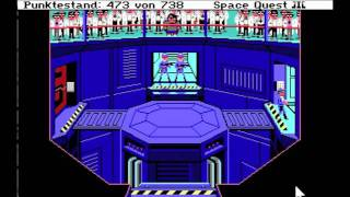 Space Quest III - Teil 04#05