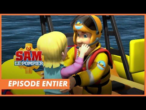 Sam le pompier dessin anim episode la chasse au - Dessin sam le pompier ...