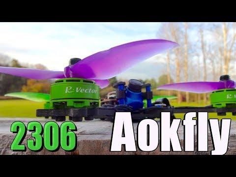 Aokfly RV2306 2400kv Review