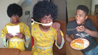 Best Of Mama Shem Tiktok Compilation | African Home - Mc Shem Comedian
