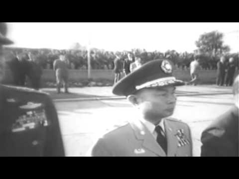 Full Military Honors For General Chiang Ching-Kuo, Republic Of China, 5/21/1965 (full)