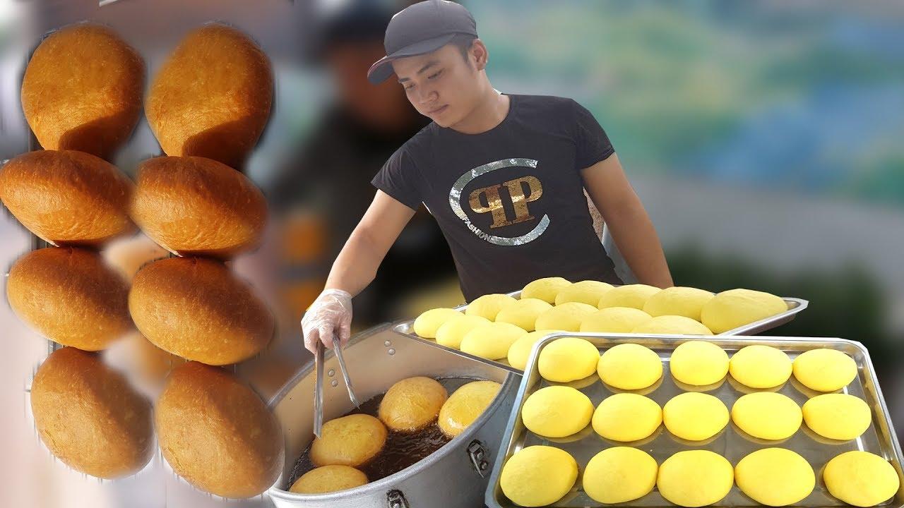 Chàng trai làm bánh bầu phô mai độc lạ kiếm tiền triệu mỗi ngày