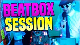 Beatbox Session Live on Twitch!