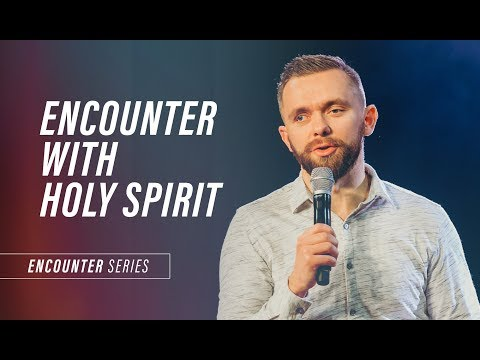 ENCOUNTER WITH HOLY SPIRIT | Pastor Vlad