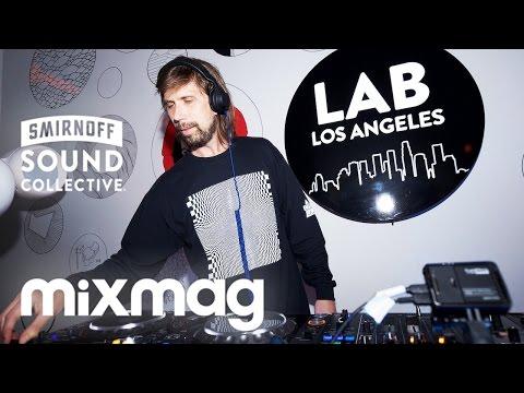 ED BANGER RECORDS w/ BUSY P in The Lab LA