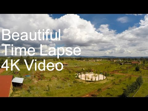 Time Lapse 4K GoPro Music Video: Nature Landscape Sky Sunset Sunrise Mexico Travel. Watch Now!