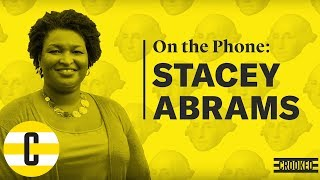 Stacey Abrams full interview   Pod Save America