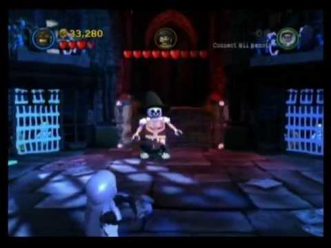 Lego Batman 2 Dc Superheroes Walkthrough Part 5 Asylum