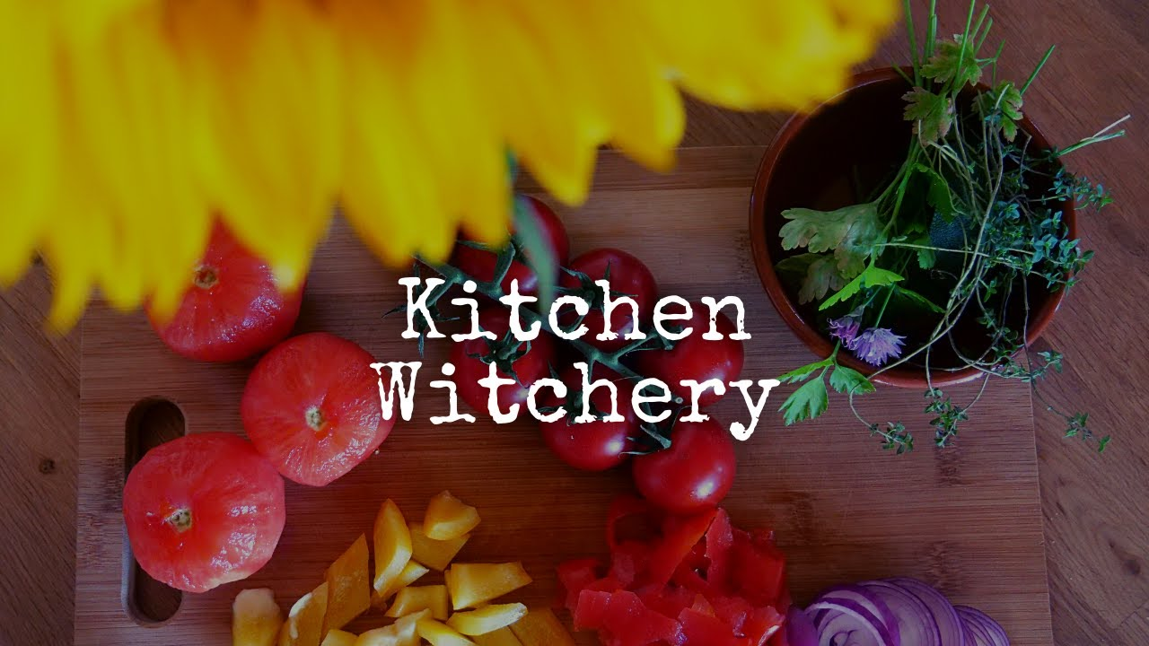 Download KITCHEN WITCH HACKS   the basics of kitchen witchcraft   what is kitchen witchery