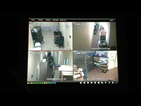 hi-tech-security---hd-dvr-series---demo-video-#-3