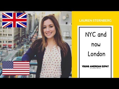 From NYC to London - My Life in the UK - Lauren Sternberg