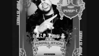 "pimp c with big mike havin thangs ""chopped n screwed"""