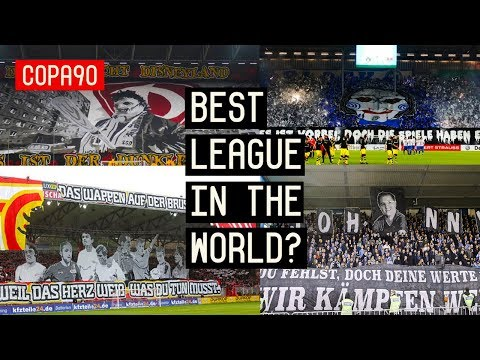 Is This The Best League In The World?
