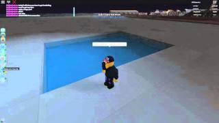 Ice skating Achievement (ROBLOX Pool tycoon 4)