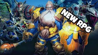 Top 7 Best New Action RPG Games Android/iOS on October - [Androbye]