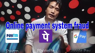Online payment processing systems/ Fraud with me !
