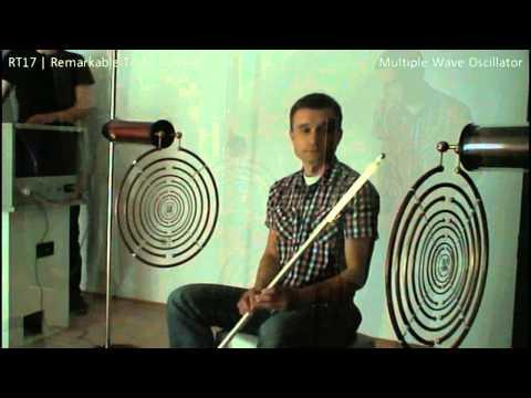 Lakhovsky's Multiple Wave Oscillator: Functional replica