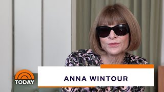 Anna Wintour Dishes On 2019 Met Gala And Her Dream Guests | TODAY