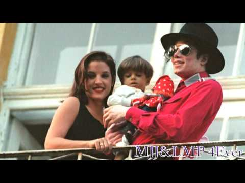Lisa Marie Couldn't Help Falling in Love with Michael Jackson