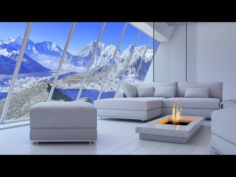 Chillout Lounge Winter Mix 2018 by Ron Gelinas