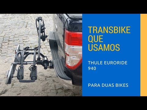 transbike thule velocompact 925 instalado na auto330 doovi. Black Bedroom Furniture Sets. Home Design Ideas