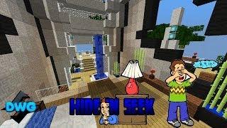 Minecraft Verstoppertje | Wij zijn goed verstopt