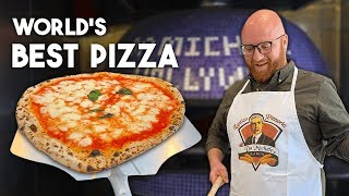 Eating The World's BEST PIZZA In Hollywood! | News Bites