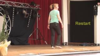 Raggle Taggle Gypsy O -- Line Dance -- Présentée par Martine