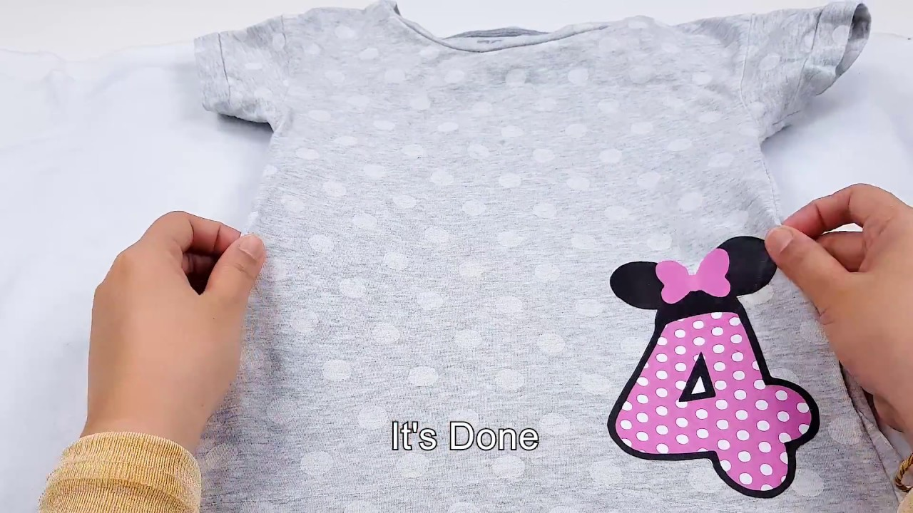 How to Make DIY T-Shirts at Home - Using Ink Jet Heat Transfer Paper ...